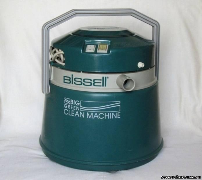 инструкция к пылесосу bissell 1670 f